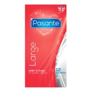 Pasante Large Condoms
