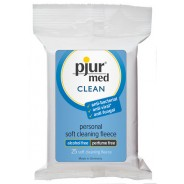 Pjur Love Toy Cleaning Wipes