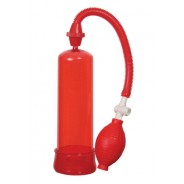 Red Penis Enlargement Pump