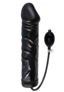 Giant Black Latex Balloon
