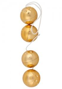 Golden Vagina Balls