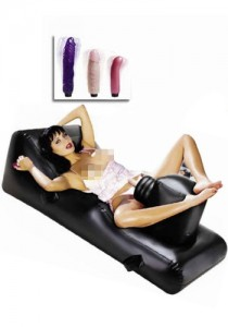 Lounger Sex Bed