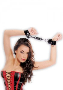 Rubber Wrist Cuffs