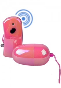 Vibrating Wireless Love Egg