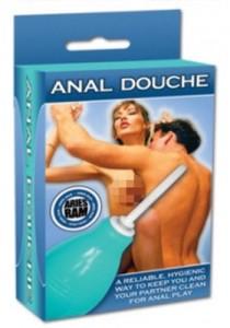 Hygienic Anal Douche