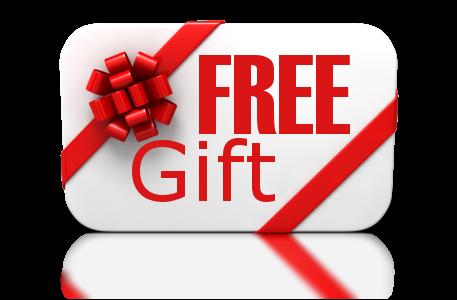 Free Gift Logo
