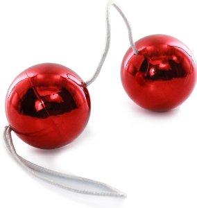 Red Vagina Balls